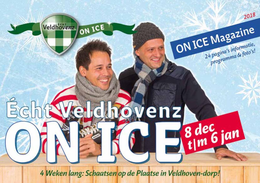 Geld verdienen op de Écht Veldhovenz ON-ICE ijsbaan