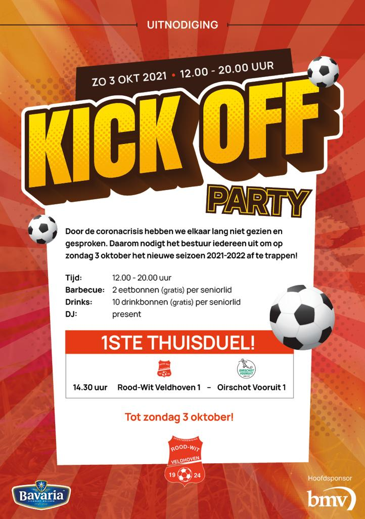 Kick-off party!