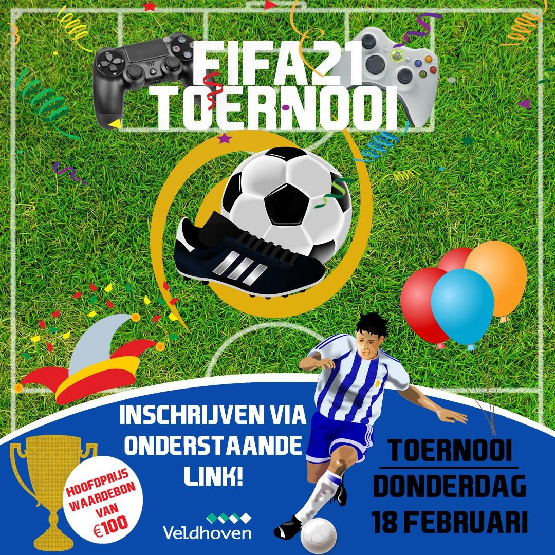 FIFA21 toernooi