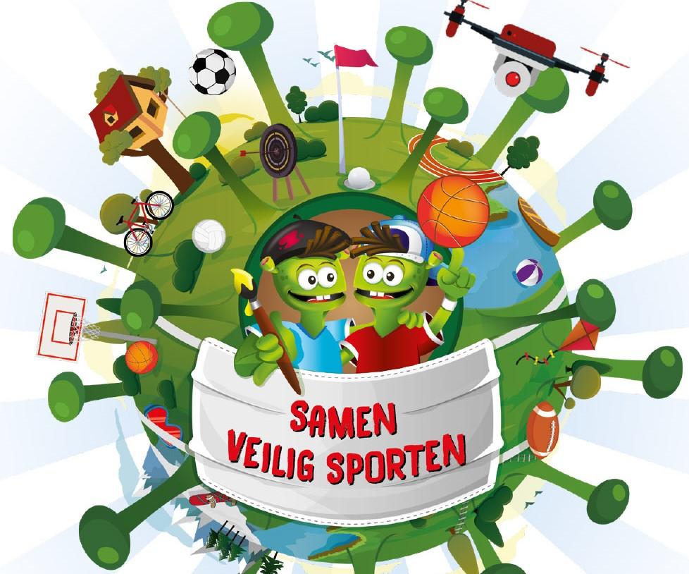 Veilig sporten met Sjors Sportief